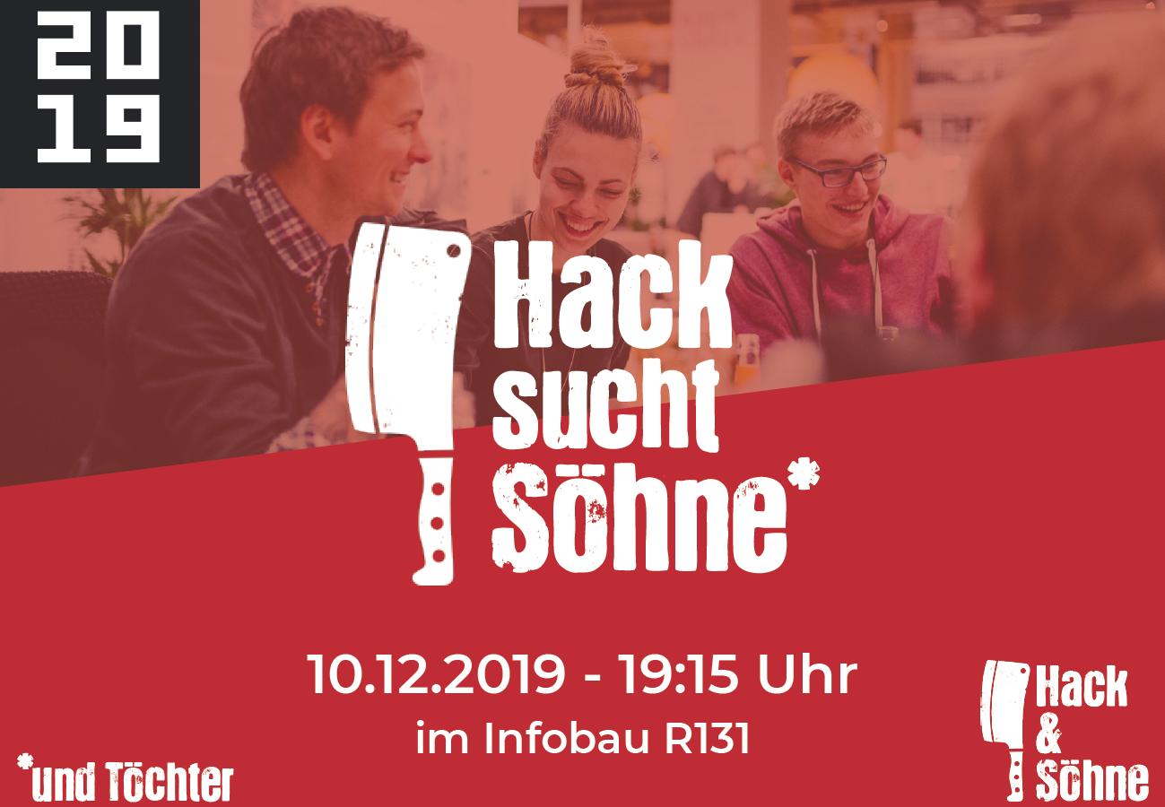 Hack Sucht Söhne - Meet the team