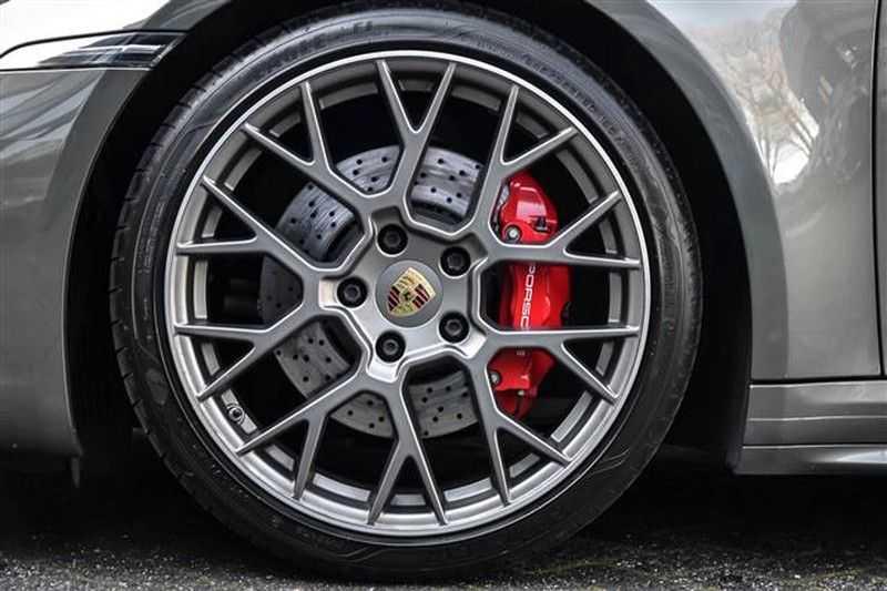 Porsche 911 4S SPORTDESIGN+LIFTSYST.+GLAS DAK+4WSTURING NP.219K afbeelding 18