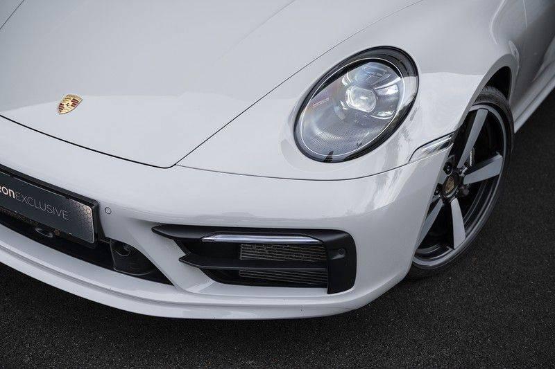 "Porsche 911 3.0 Carrera Sport Design Pack, ACC, Lifting, Pano, Sportuitlaat, Klimaatstoelen, 21"", PPF, SportChrono, Nightvision, BOSE Surrou afbeelding 9"