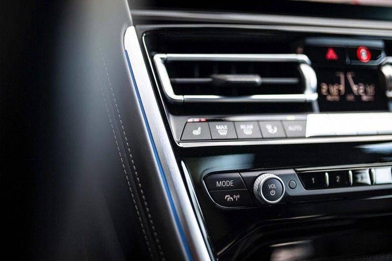 BMW 8 Serie 840d xDrive High Executive *Laser / Harman-Kardon / HUD / Nachtzicht / Carbon / ACC / Nekverwarming* afbeelding 23