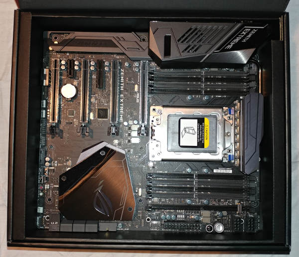Motherboard in Box