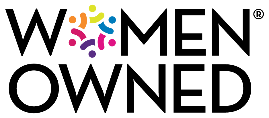 Women owned business certification logo