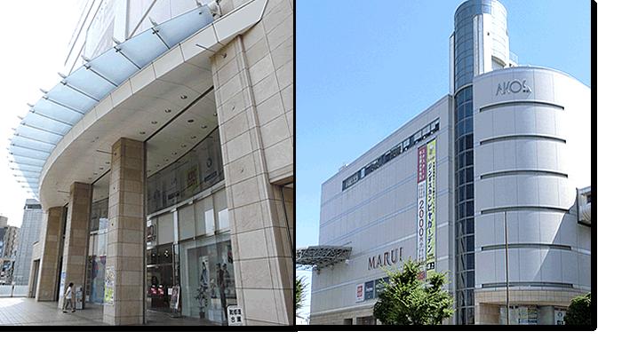 新東京ビルサービス|大型商業施設・ビル|テナント清掃例