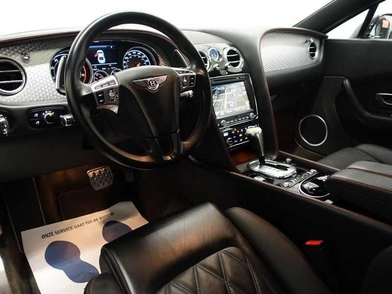 Bentley Continental GT 4.0 V8 508pk Aut- Slechts 22dkm! Design Styling afbeelding 9