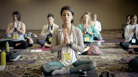 Swift Fit Events Meditation