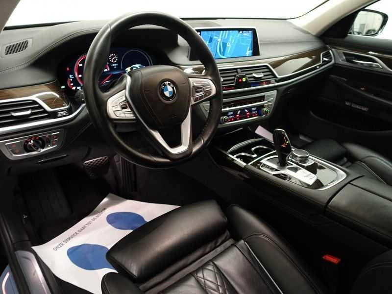 BMW 7 Serie 740D xDrive 320pk Individual M-Sport Aut8 Leer, 360 Camera, Full, 54 dkm afbeelding 4