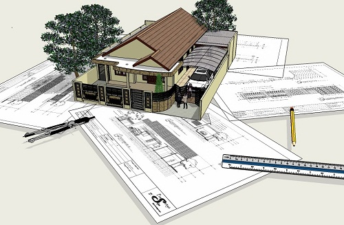 Sejarah Istilah Desain Arsitektur