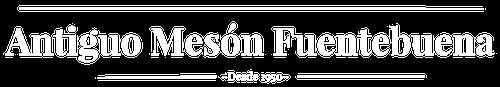 Logo Antiguo Mesón Fuentebuena