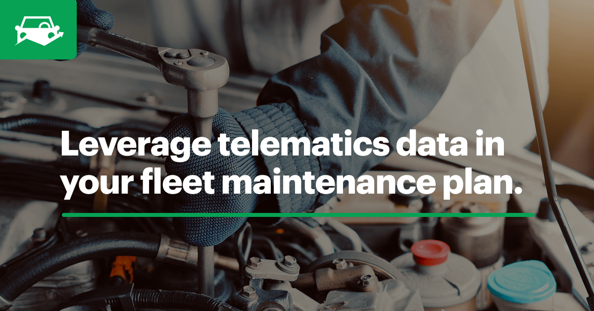 Telematics maintenance blog