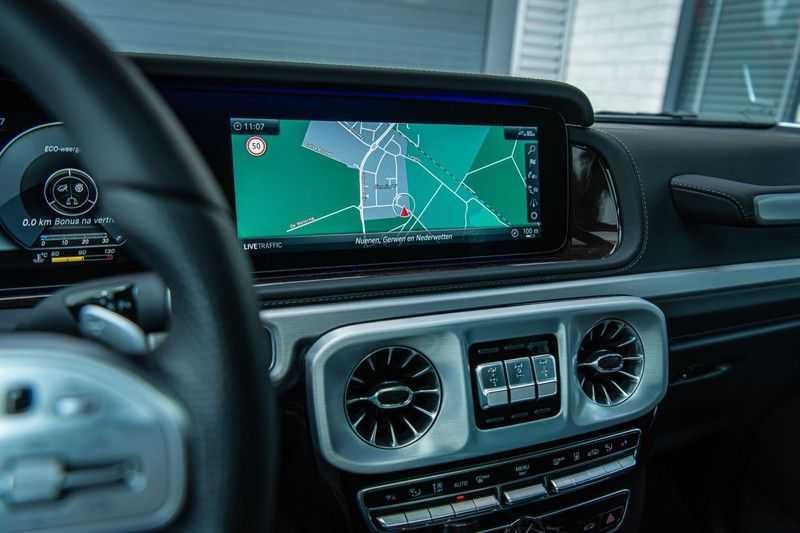 Mercedes-Benz G-Klasse G500, 421 PK, AMG-Line, G/Manufaktur Exklusiv, Distronic Plus, DAB, Widescreen, Standkachel, AMG/Multi!! afbeelding 6