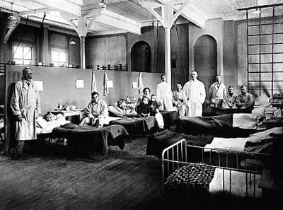 Spanska Sjukhuset