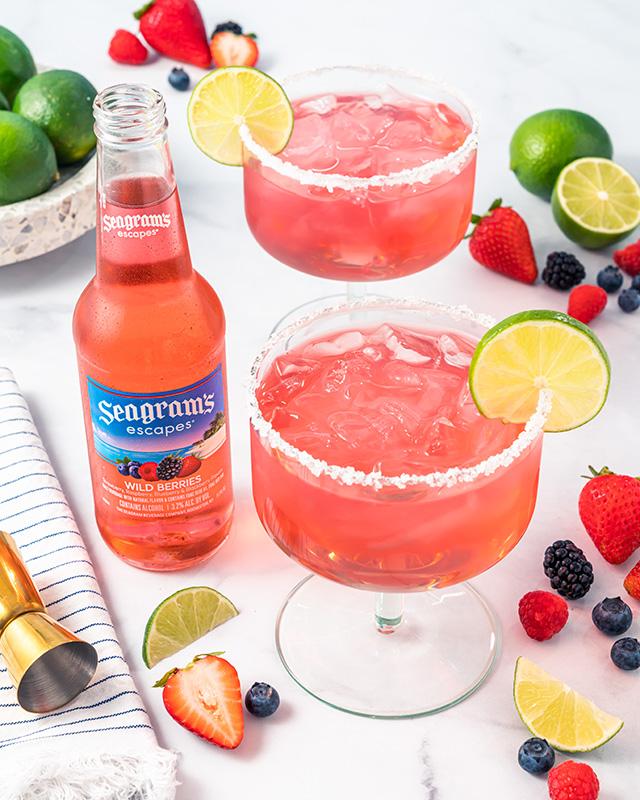 Wild Berry Señorita Recipe Image
