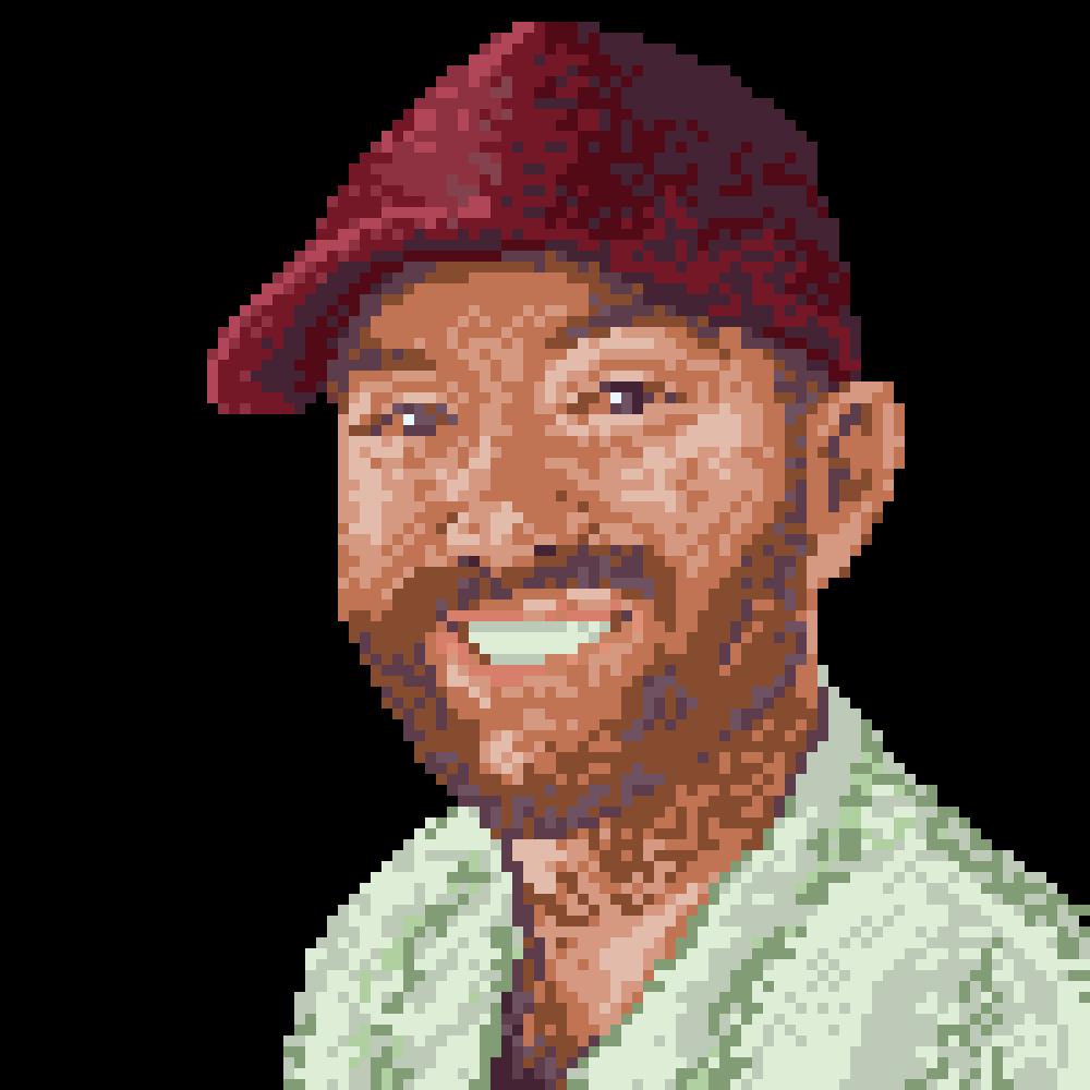 Cory portrait