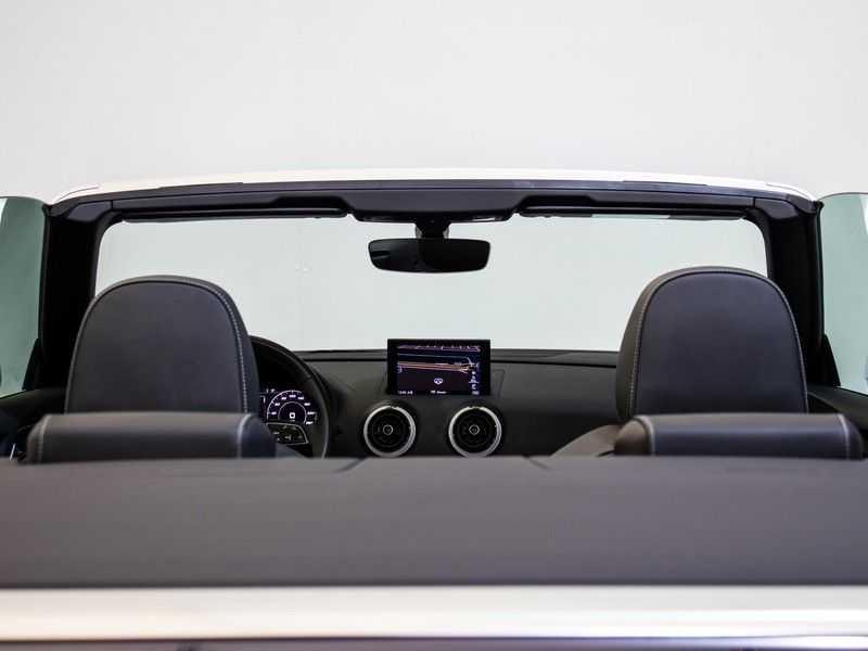 Audi A3 Cabriolet 2.0 TFSI S3 quattro Pro Line Plus   B&O Sound   Massagestoelen   LED   Virtual cockpit   Nekverwarming   afbeelding 8