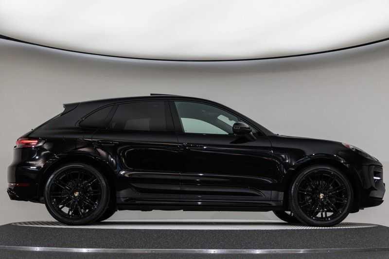 "Porsche Macan 3.0 S 354pk PDK Black Design Nieuw Model Luchtvering Panoramadak SportChrono ACC Sportleder+Memory Keyless Full-Led Navi/High Privatglass AppleCarplay 21""Turbo Pdc afbeelding 23"