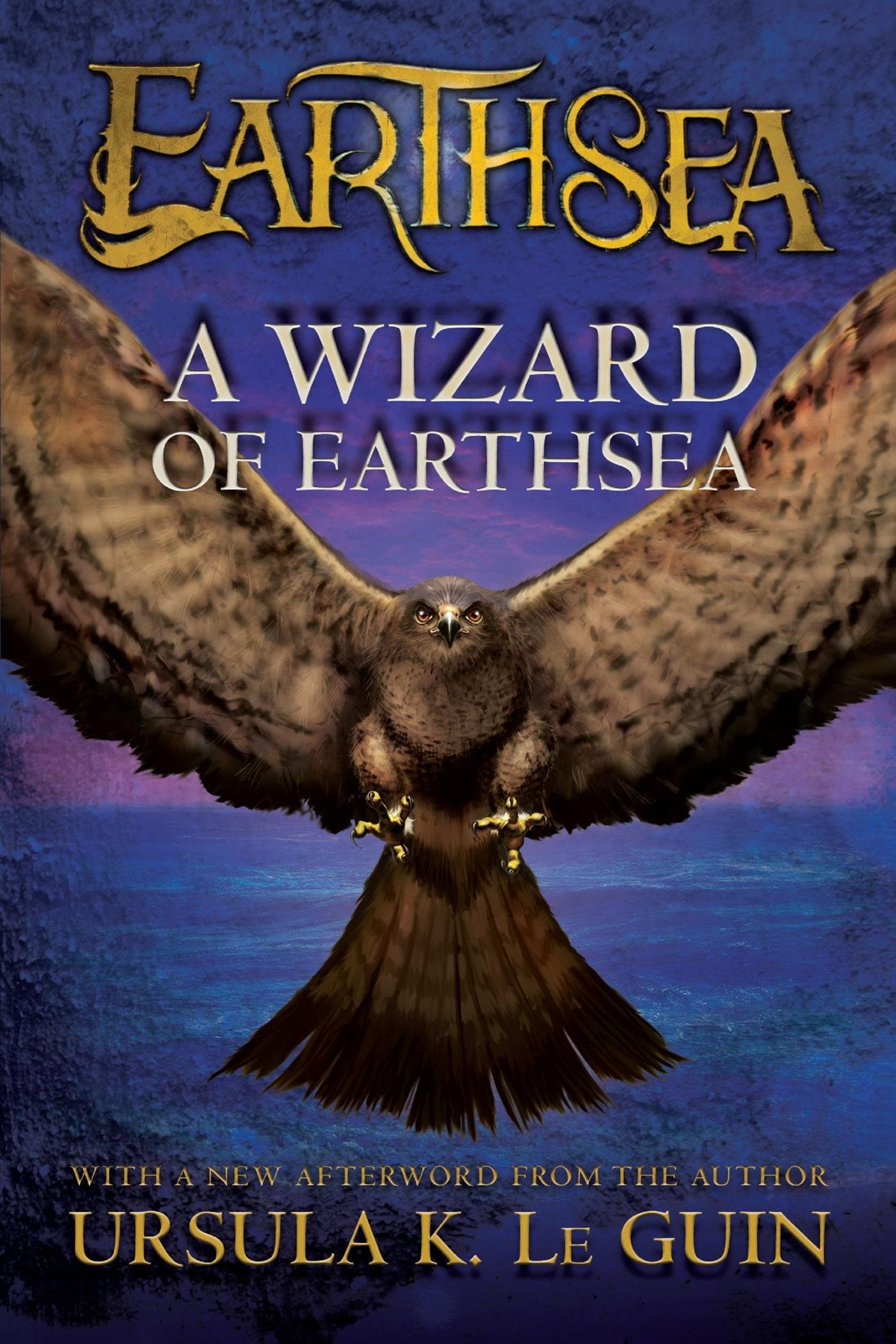 The cover of A Wizard of Earthsea