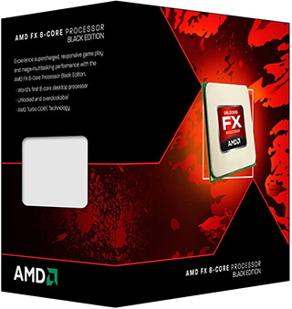 AMD FX-8300 Black Edition