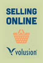 how to sell online with volusion end