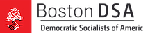 Boston Democratic Socialists of America logo