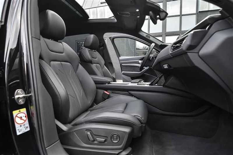 Audi e-tron 55 QUATTRO PANO.DAK+360CAM+HEADUP+B&O afbeelding 5