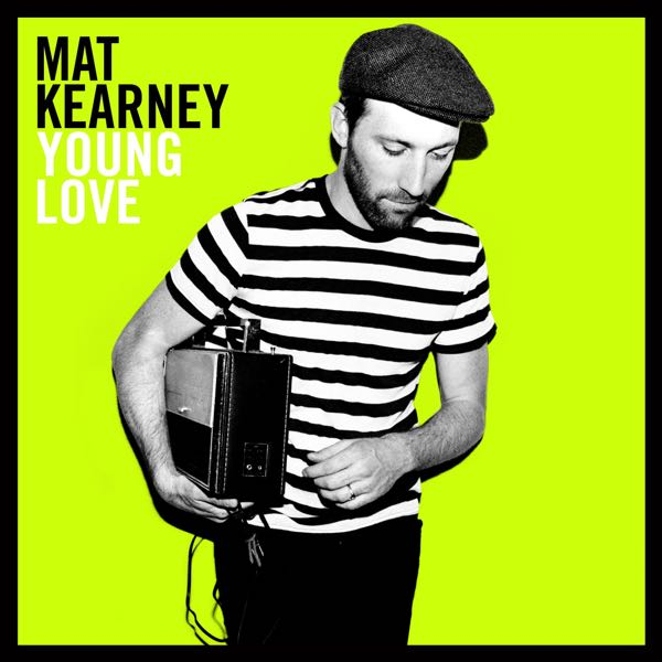 album art for Young Love by Mat Kearney