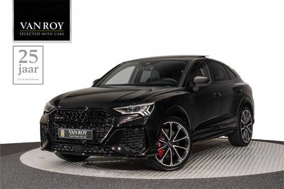 "Audi RSQ3 Sportback 2.5 TFSI 400pk Quattro Panoramadak BlackOptic B&O ValconaLeder+Memory Matrix Navi/MMI DriveSelect Keyless Camera 21"" Pdc"