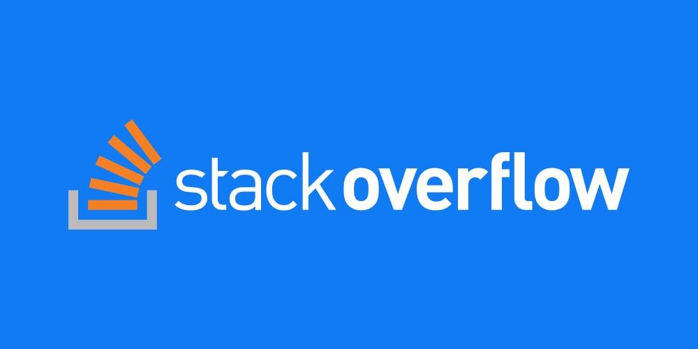 Stack Overflow - Logo Image