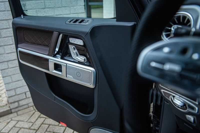 Mercedes-Benz G-Klasse G500, 421 PK, AMG-Line, G/Manufaktur Exklusiv, Distronic Plus, DAB, Widescreen, Standkachel, AMG/Multi!! afbeelding 18