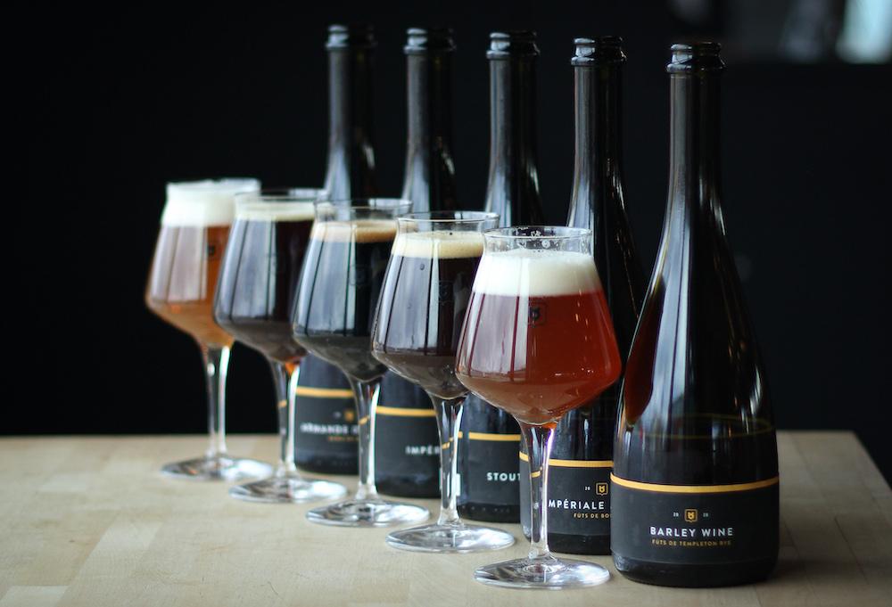 Release – 5 nouvelles bouteilles sorties directement de notre cellier Siboire!