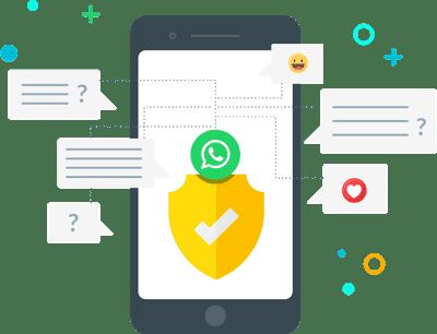 Atencion a pacientes por WhatsApp