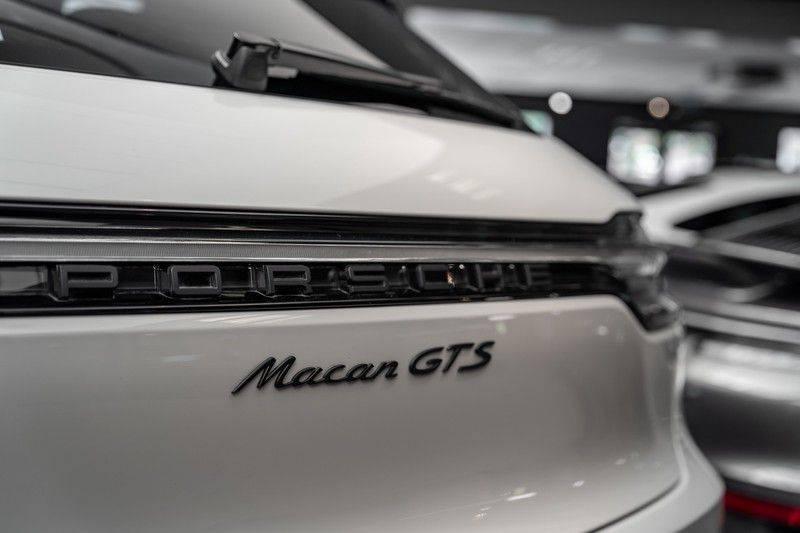 Porsche Macan GTS Krijt Bose Luchtvering Pano trekhaak 2.9 GTS afbeelding 9