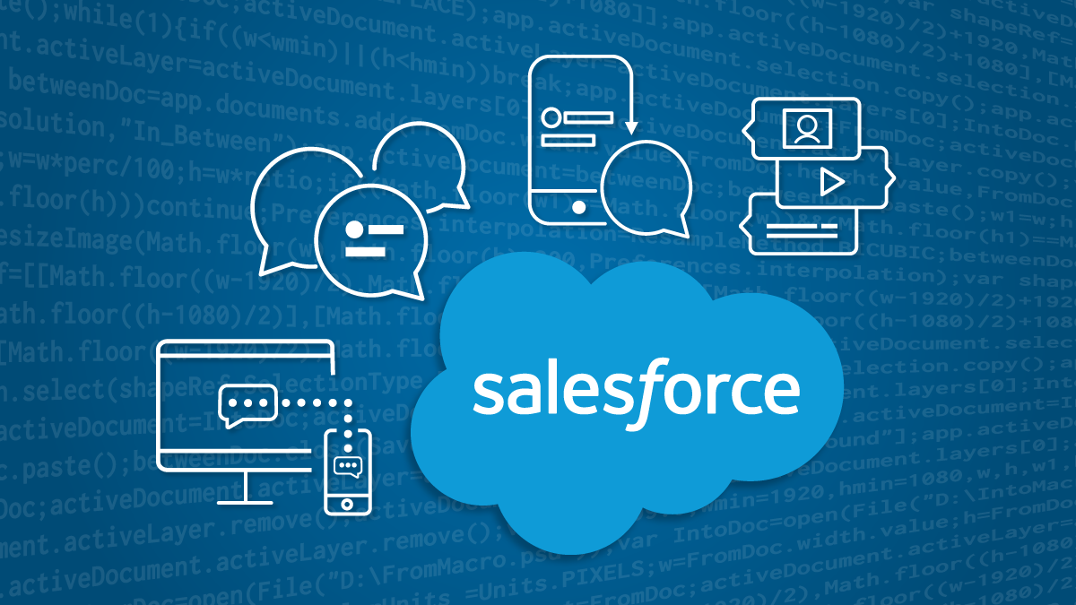 Integrating Multichannel Messaging into Salesforce with the Nexmo Messages API