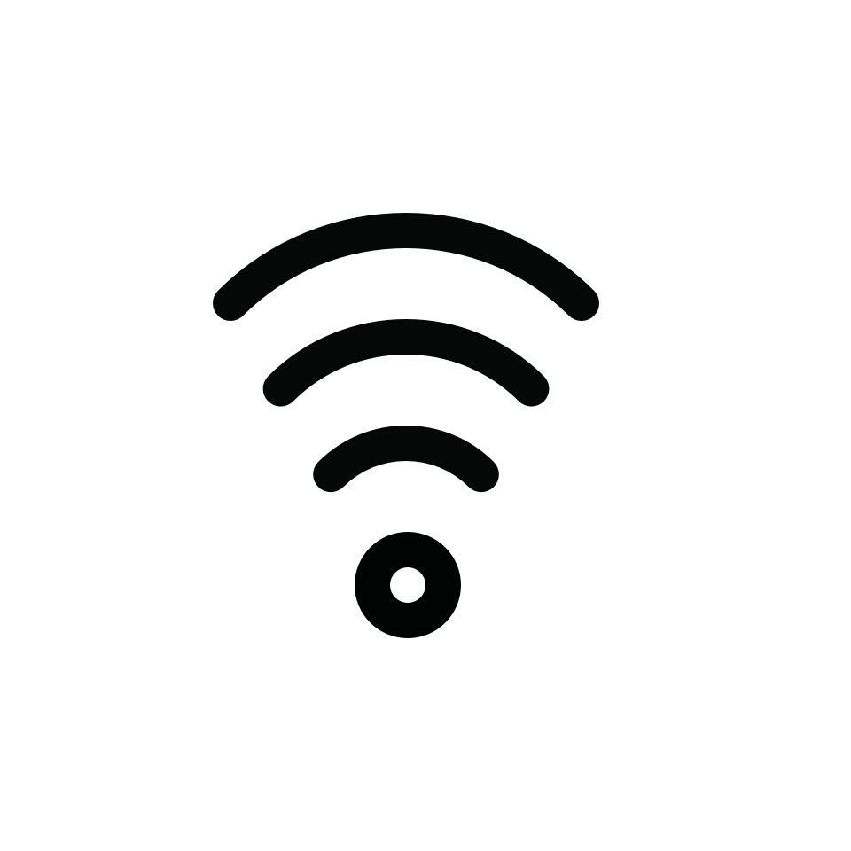 Communication broadcast point bottom