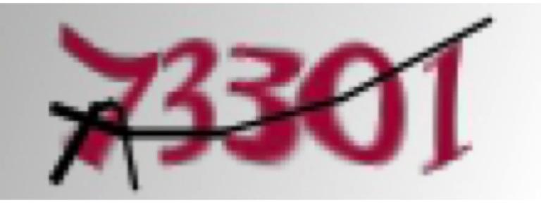 CAPTCHA do TJMG.