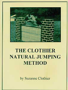 The Clothier Natural Jumping Method Book Cover