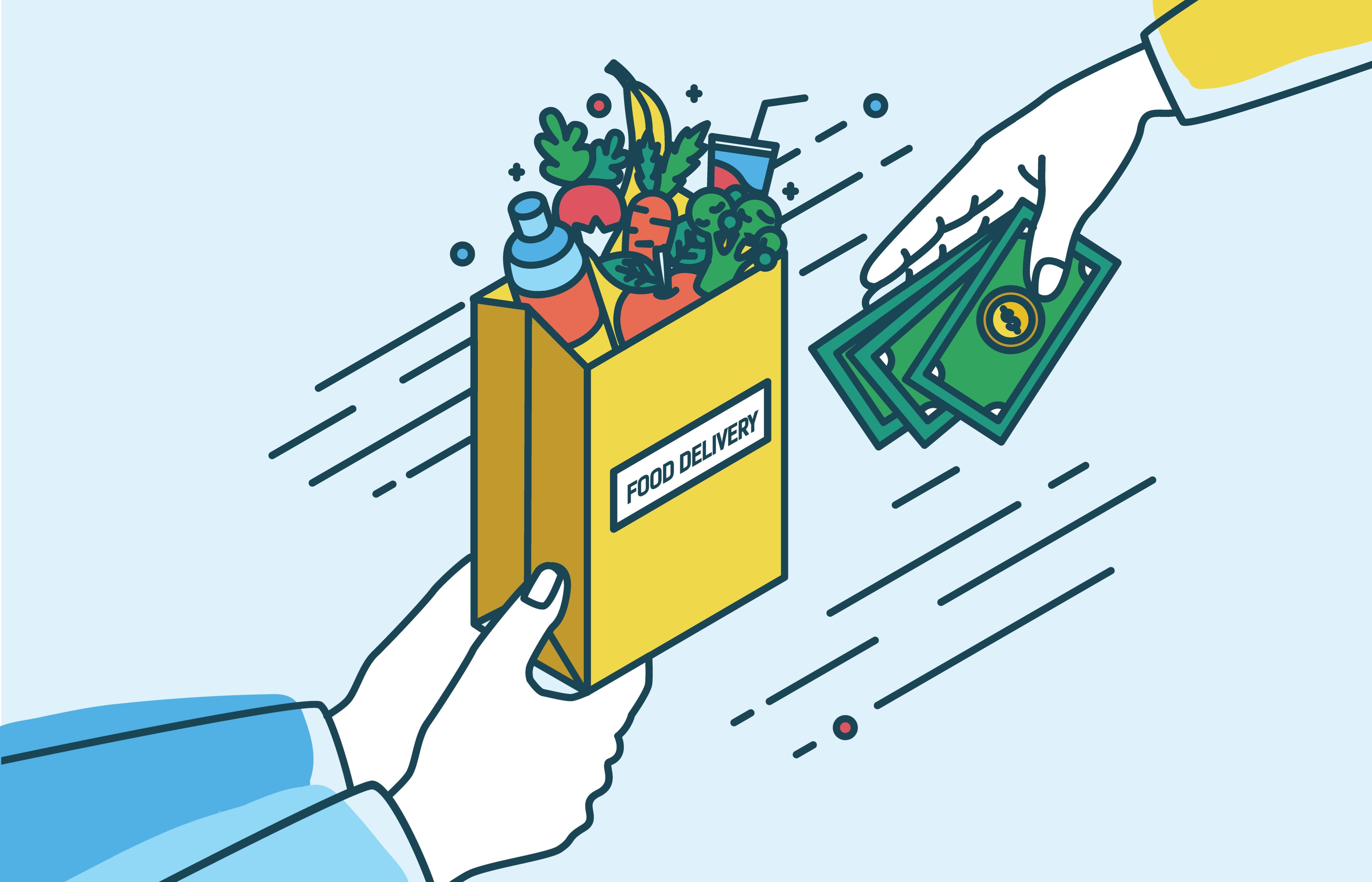 Η μεγάλη πρόκληση των οικονομικών του Delivery