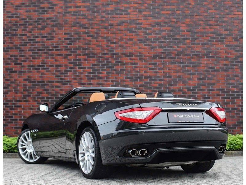 Maserati GranCabrio 4.7S *Grigio Maratta*Bose*Nieuwstaat!* afbeelding 3