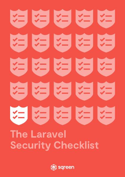 The Laravel Security Checklist