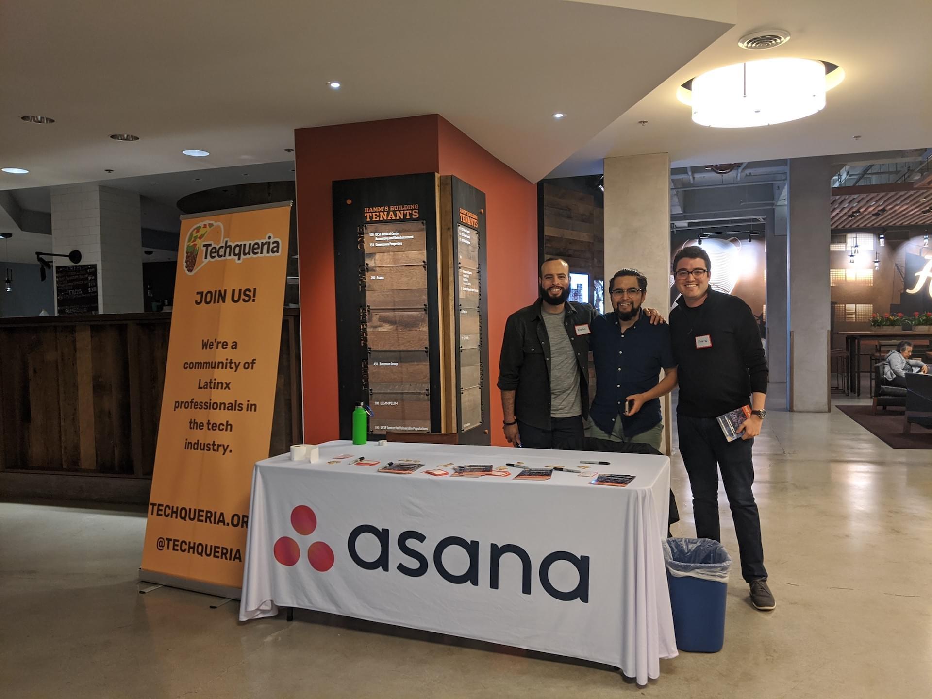 Asana & Techqueria: Partnering to support Latinx engineering mentorship