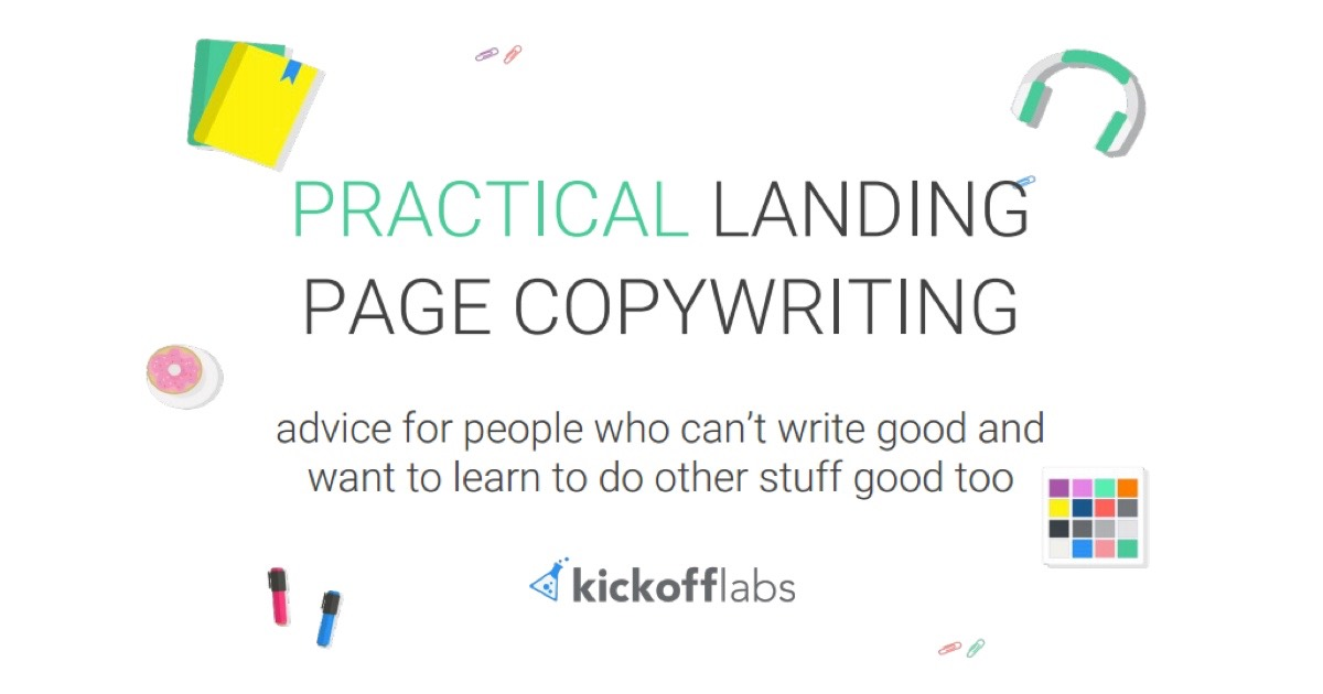 Practical Copywriting Webinar Slides