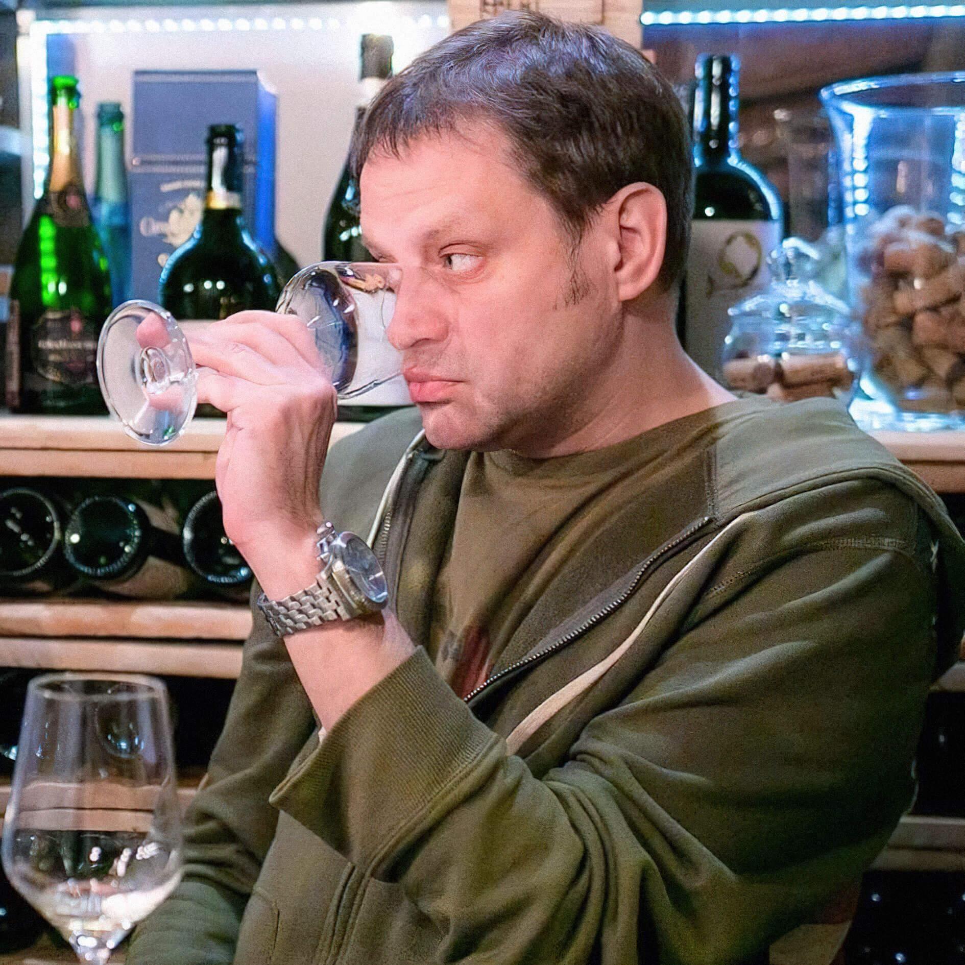 Антон Обрезчиков. Фото из личного архива