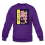 Otakuchan Magic Girl Unisex Sweatshirt - purple