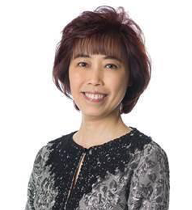Ms Mary Liew Kiah Eng