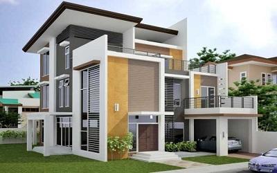 Konsep Desain Eksterior Bangunan Terbaik