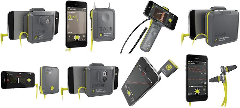 RYOBI Phone Works and Fulcrum