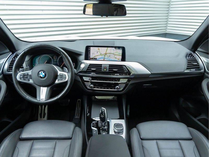 BMW X3 xDrive30i M-Sport - Trekhaak - ACC - Panorama - Head-up - Standkachel afbeelding 13