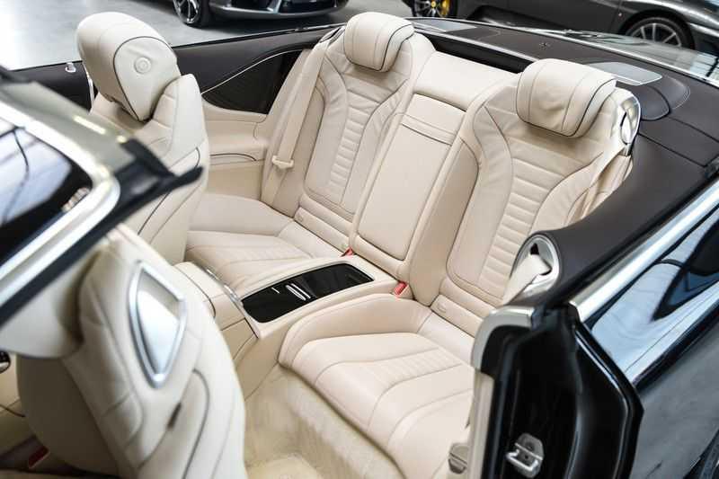 Mercedes-Benz S-Klasse Cabrio 560 | Swarovski | Burmester | 360 graden | Distronic | afbeelding 4