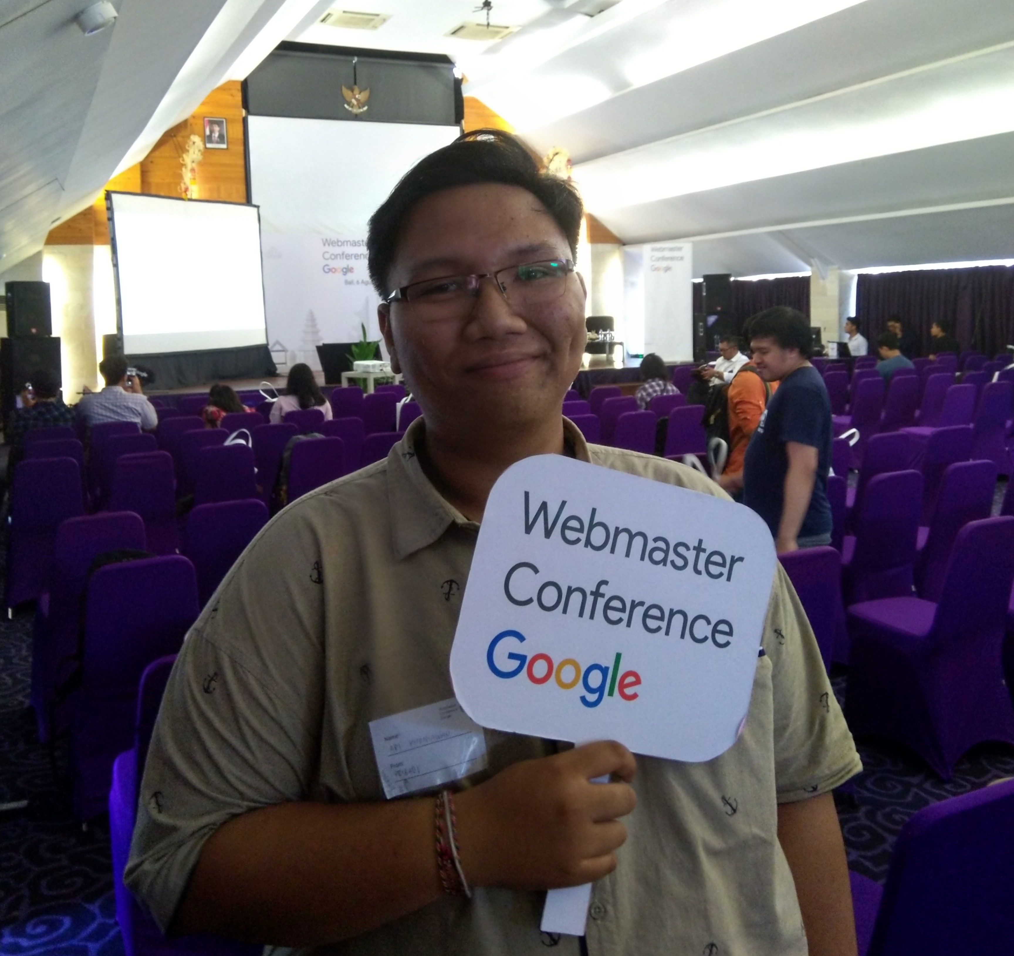 Webmaster Conference 2019
