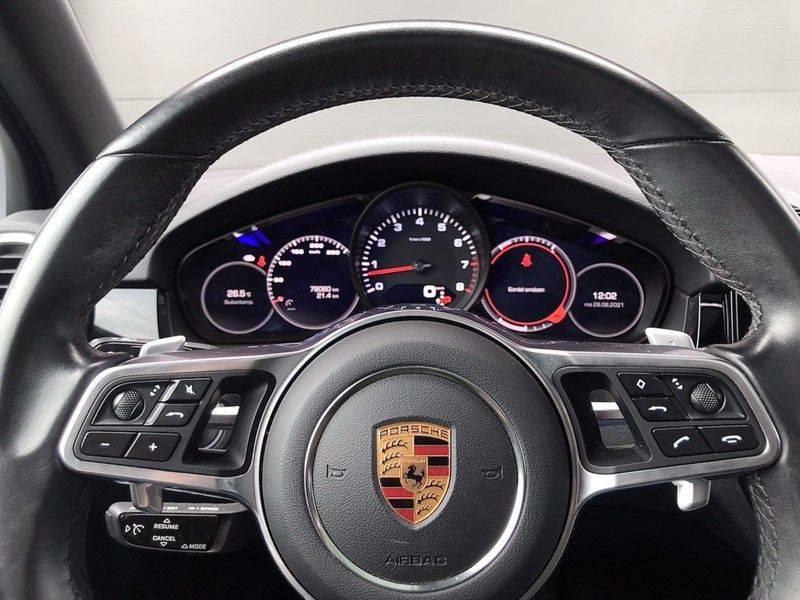 Porsche Cayenne 3.0 340PK, Pano, Luchtvering, 360* Camera, Keyless, Soft-Close, Lane Assist, PDLS, PASM, Trekhaak, 21INCH, BTW! afbeelding 10