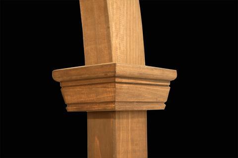 Rosewood Arbor Details